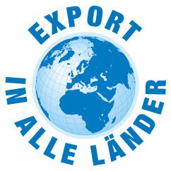 Export in alle Länder